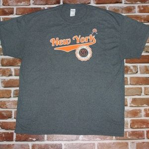 New York Empire State Gray SS Tee Shirt Size XL